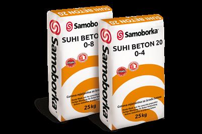 Suhi Beton 20