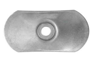 W Podložna pločica, limena (KD)