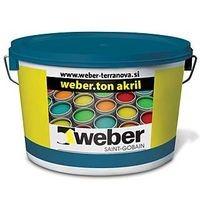Weber akrilna fasadna boja