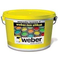 Weber silikatna fasadna boja
