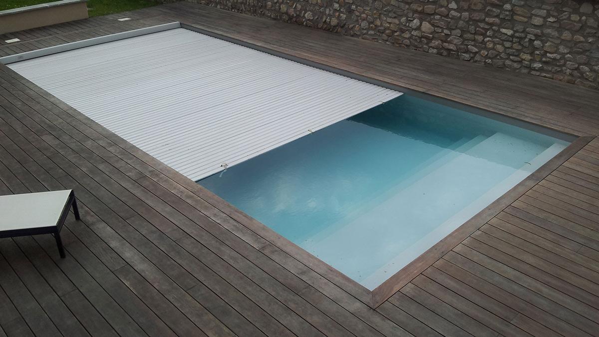Bora 120 s prekriva em pap relax - Coffre volet roulant piscine ...